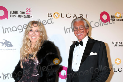 Alana Stewart Photo - Alana Stewart George Hamiltonat the 2018 Elton John AIDS Foundation Oscar Viewing Party West Hollywood Park West Hollywood CA 03-04-18