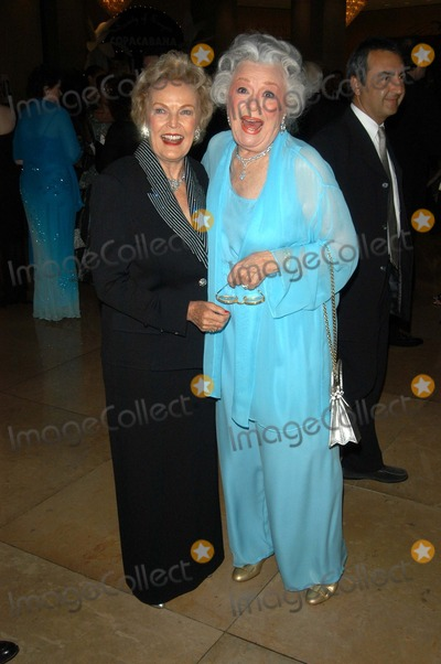 Ann Rutherford Photo - June Haver and Ann Rutherford at the 2003 Society of Singers ELLA Awards Beverly Hilton Hotel Beverly Hills CA 04-28-03