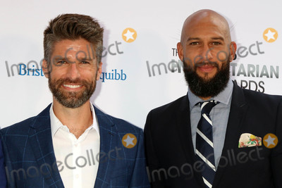 Tim Howard Photo - Kyle Martino Tim Howardat the 4th Annual Sports Humanitarian Awards The Novo Los Angeles CA 07-17-18