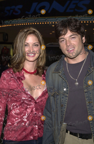 Tatianna Photo -  Jason Gedrick and date Tatianna at the premiere of Warner Brothers Summer Catch at Manns Village Theater Westwood 08-22-01