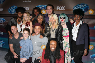 Adanna Duru Photo - Quentin Alexander Maddie Walker Adanna Duru Clark Beckham  Middle Row  Sarina-Joi Crowe Jax Joey Cook Tyanna Jones Nick Fradiani Daniel Seavey Rayvon Owen Qaasim Middletonat the American Idol Season 14 Finalists Party The District Los Angeles CA 03-11-15