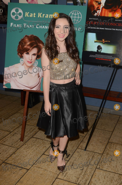 Ava Cantrell Photo - Ava Cantrellat the 9th Annual Kat Kramers Movies That Change The World James Bridges Theater UCLA Los Angeles CA 06-03-17
