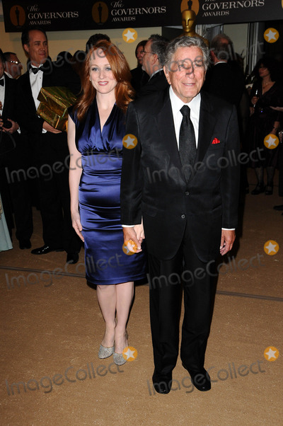 Antonia Bennett Photo - Tony Bennett and Antonia Bennett at the  2nd Annual Academy Governors Awards Kodak Theater Hollywood CA  11-14-10