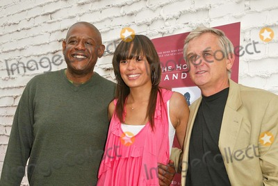 Hot Moms Club Photo - Forest Whitaker with Keisha Whitaker and David Dunhamthe Hot Moms Club Book Launch Party Nanas Garden Los Angeles CA 04-29-06