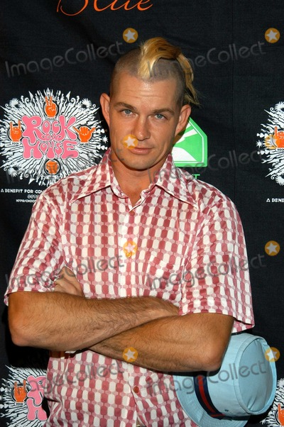 Adrian Young Photo - Adrian Young of No Doubt at Rock Da House Benefit for Covenant House Quixote Studios Hollywood Calif 10-27-03