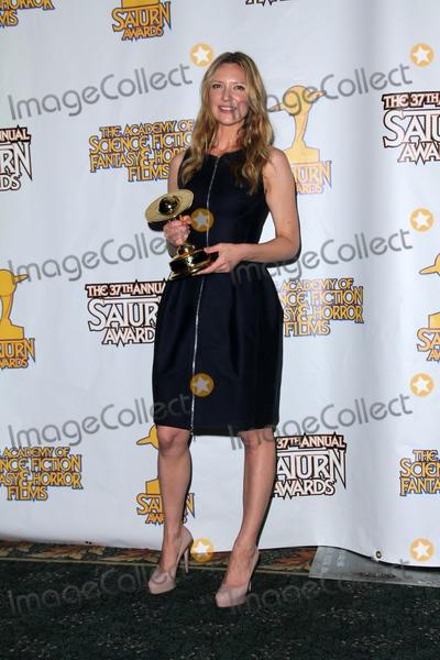 Anna Torv Photo - Anna Torvat the 37th Annual Saturn Awards Press Room Castaway Burbank CA 06-23-11