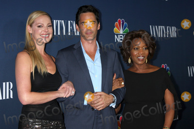 Adam Kaufman Photo - Katherine Heigl Adam Kaufman Alfree WoodardNBC  Vanity Fairs 2014-2015 TV Season Event Hyde Sunset West Hollywood CA 09-16-14