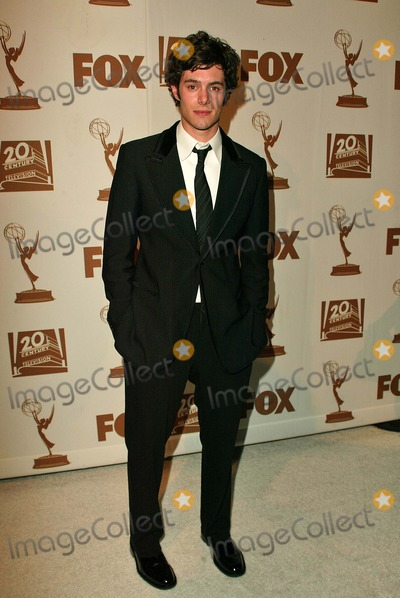 Adam Brody Photo - Adam Brody at the FOX Emmy Party Spago Beverly Hills CA 09-19-04