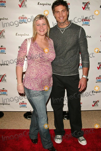 Alison Sweeney Photo - Alison Sweeney and Eric Winter At the Young Hollywood Votes Party The Esquire House Beverly Hills CA 10-13-04