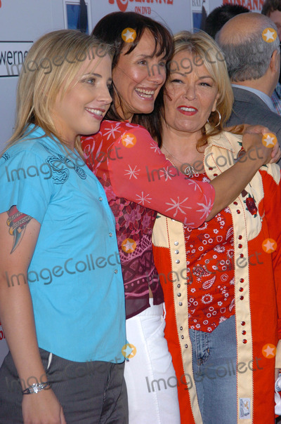 Alicia Goranson Photo - Alicia Goranson Laurie Metcalf and Roseanneat the The Launch Of Roseanne On DVD Lucky Strike Bowling Center Hollywood CA 07-18-05