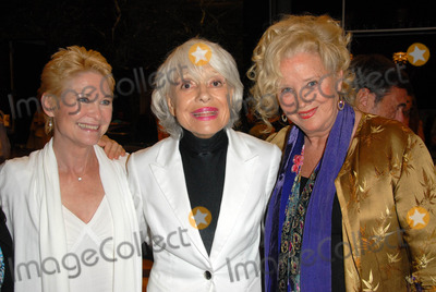 Dee Wallace Stone Photo - Dee Wallace Stone with Carol Channing and Sally Kirkland at the Los Angeles Premiere of Gotta Dance Linwood Dunn Theatre Hollywood CA 08-13-09