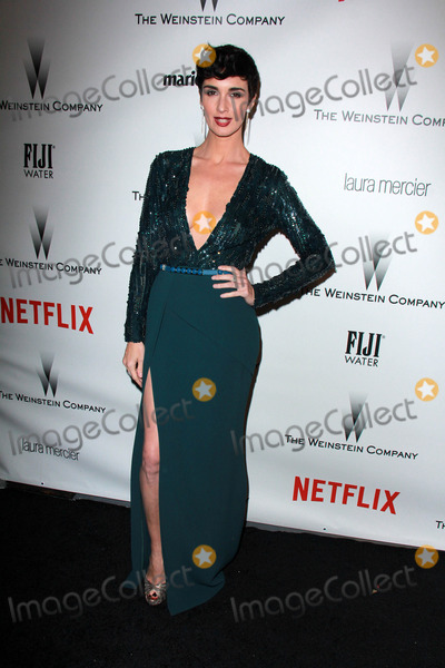 Paz Vega Photo - Paz Vegaat The Weinstein Company  Netflix Golden Globes After Party Beverly Hilton Beverly Hills CA 01-11-15