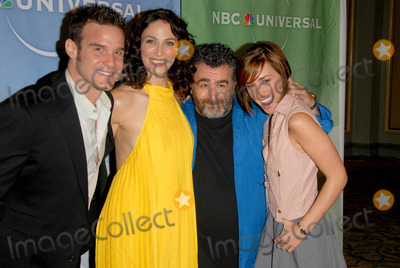 Allison Scagliotti Photo - Eddie McClintock and Joanne Kelly with Saul Rubinek and Allison Scagliottiat the NBC Universal 2009 All Star Party Langham Huntington Hotel Pasadena CA 08-05-09