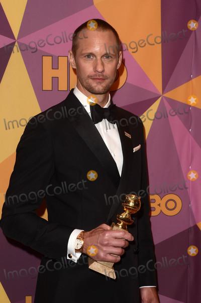 Alexander Skarsgard- Photo - Alexander Skarsgardat the HBO Golden Globes After Party Beverly Hilton Beverly Hills CA 01-07-18