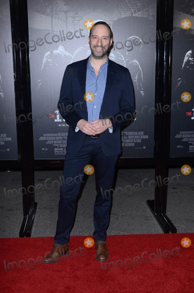 Tony Hale Photo - Tony Haleat The 1517 To Paris World Premiere Warner Bros Studios Burbank CA 02-05-18