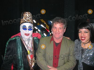 Elvis Presley Photo - Count Smokula Art Fein and Jenny Angel at the Elvis Presley 70th Birthday Tribute Music Box Theater Hollywood CA 01-08-05