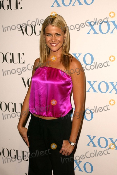 Anne Stedman Photo - Anne Stedman at a party thrown by Vogue and XOXO to introduce the XOXO Spring 2004 Collection Concorde Hollywood CA 10-13-03
