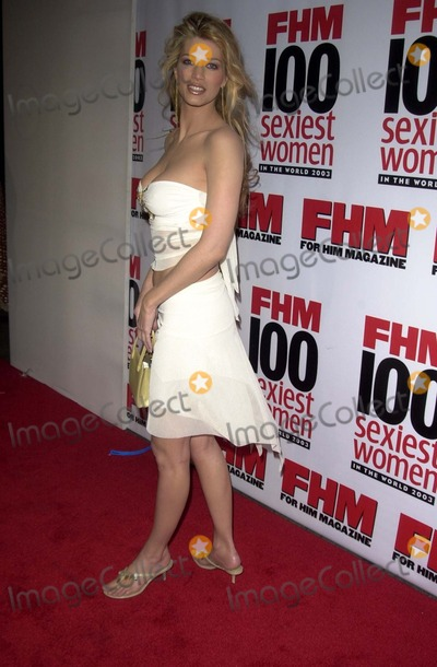 Amber Smith Photo - Amber Smith at FHM Magazines Sexiest Party of the Year to celebrate its annual 100 Sexiest Women in the World issue Raleigh Studios Hollywood CA 06-05-03