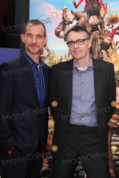 Anthony Stacchi Photo - Graham Annable Anthony StacchiThe Boxtrolls Los Angeles Premiere Universal Studios Universal City CA 09-21-14David EdwardsDailyCelebMediaPunch