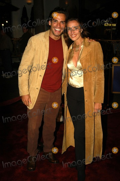 Angelica Castro Photo - Angelica Castro and Cristian De La Fuente at the premiere of Universals Empire at Universal Studios Universal City CA 12-03-02