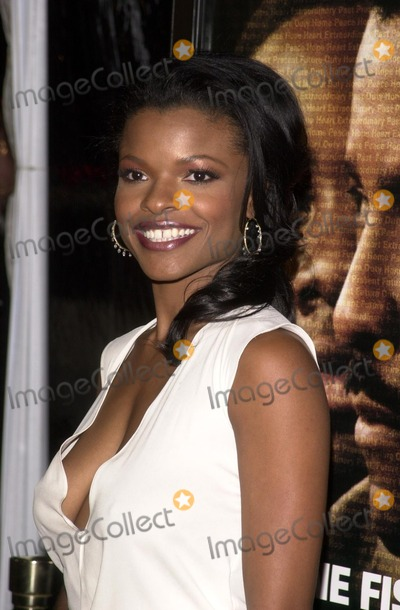 Antwone Fisher Photo - Keisha Sharp at an industry screening of Fox Searchlights Antwone Fisher at the AMPAS Samuel Goldwyn Theater Beverly Hills CA 12-19-02