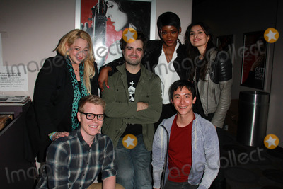 Akie Kotabe Photo - Jennifer Blanc-Biehn Joe Lynch Caroline Chikezie Gabriella Wright Brett Hedblom Akie Kotabeat the Everly Opening Weekend Splatter-Ganza Laemmles Music Hall Beverly Hills CA 02-28-15