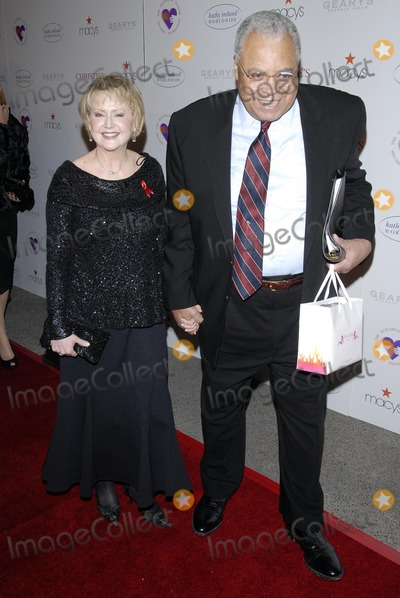 Cecilia Hart Photo - Cecilia Hart and James Earl Jonesat the Love Letters performance benefitting The Elizabeth Taylor HIVAids Foundation Paramount Studios Hollywood CA 12-01-07