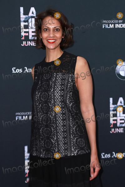 Aarti Tandon Photo - Aarti Tandonat the Grandma Premiere Regal Cinemas Los Angeles CA 06-10-15