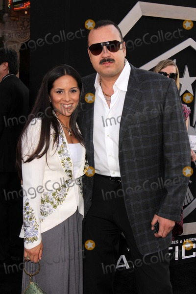 Aneliz Aguilar Photo - Aneliz Aguilar Pepe Aguilarat the Pacific Rim Los Angeles Premiere Dolby Theater Hollywood CA 07-09-13