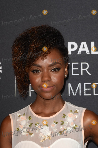 Ashleigh Murray Photo - Ashleigh Murrayat Riverdale Screening and Conversation presentted by the Paley Center for Media Beverly Hills CA 04-27-17