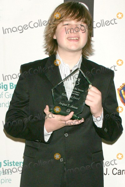 Angus T Jones Photo - Angus T Jones at the Big Brothers and Big Sisters of Los Angeles Rising Stars Gala 2009 Beverly Hilton Hotel Beverly Hills CA 10-30-09