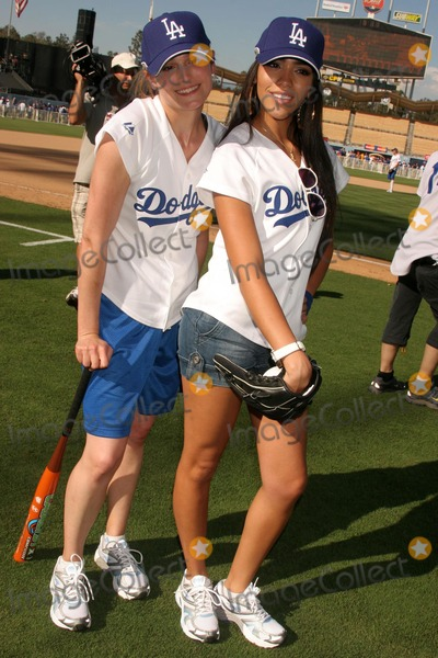 Morgan Webb Photo - Morgan Webb and Yasmin Deliz at The 50th Annual Hollywood Stars Game hosted by the Los Angeles Dodgers Dodgers Stadium Los Angeles CA 06-21-08