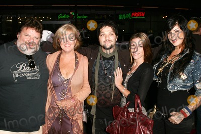 Bam Margera Photo - Phil Margera April Margera and Bam Margera with guestsat the premiere of Jackass Number Two Graumans Chinese Theatre Hollywood CA 09-21-06