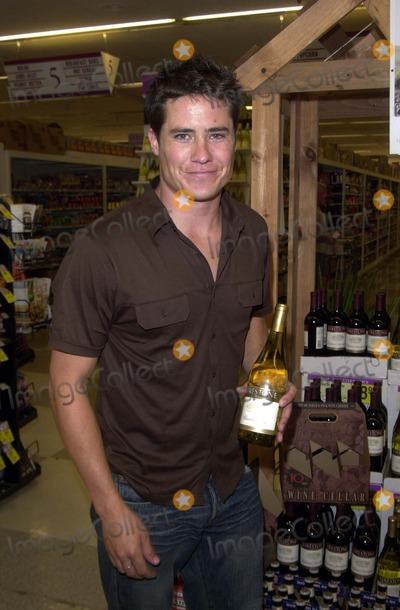 Andrew Firestone Photo - Andrew Firestone at Pavilions in West Hollywood Making an appearance to promote his familys vineyard label West Hollywood CA 08-11-03