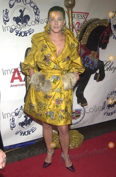 Angie Featherstone Photo - Angie Featherstone at the 15th Carousel of Hope Ball to benefit the Barbara Davis center for Childhood Diabetes Beverly Hilton Beverly Hills CA 10-15-02