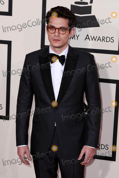 John Mayer Photo - John Mayerat the 57th Annual Grammy Awards Staples Center Los Angeles CA 02-08-15