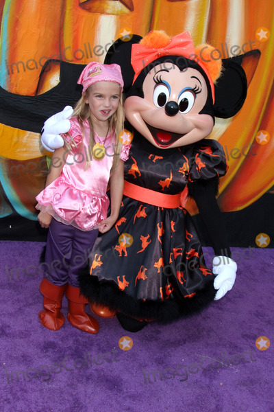 Mia Talerico Photo - Mia Talericoat the VIP Disney Halloween Event Disney Consumer Product Pop Up Store Glendale CA 10-01-14David EdwardsDailyCelebcom 818-915-4440