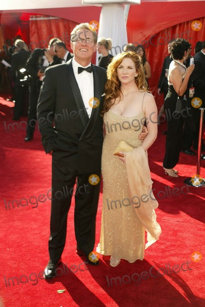 Melissa Gilbert Photo - Bruce Boxleitner and Melissa Gilbert at the 55th Annual Emmy Awards Arrivals Shrine Auditorium Los Angeles CA 09-21-03