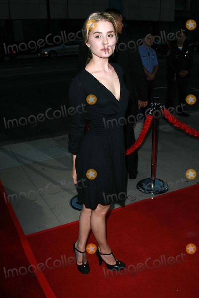 Alison Lohman Photo - Alison Lohmanat the Los Angeles premiere of Sicko Academy of Motion Picture Arts  Sciences Beverly Hills CA 06-26-07