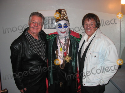 Elvis Presley Photo - Glen Glenn Count Smokula and Tommy Sands at the Elvis Presley 70th Birthday Tribute Music Box Theater Hollywood CA 01-08-05