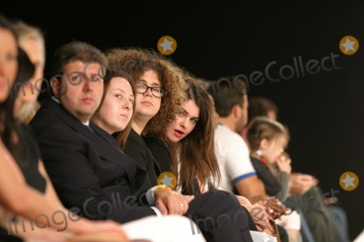 Aimee Osbourne Photo - Jack Osbourne and Aimee Osbourne watch the show at the Jenni Kayne Fashion Show as part of Mercedes Benz Fashion Week The Standard Los Angeles CA 10-29-03