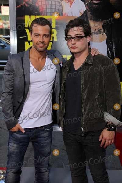 Andrew Lawrence Photo - Joey Lawrence Andrew Lawrenceat the Horrible Bosses Los Angeles Premiere Chinese Theater Hollywood CA 06-30-11