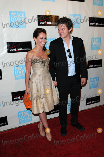 Alex Beh Photo - Jennifer Love Hewitt and Alex Behat the Peace Over Violence 39th Annual Humanitarian Awards Beverly Hills Hotel Beverly Hills CA 10-29-10
