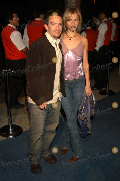 Andrea Elmer Photo - David Faustino and Andrea Elmers at the Fox Winter TCA Party Katana West Hollywood CA 01-18-03