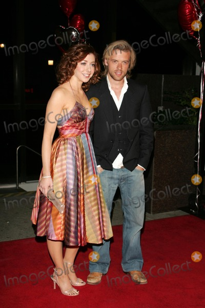 Adam Campbell Photo - Alyson Hannigan and Adam Campbellat the KROQ Valentines Day Singles screening of Date Movie AMC Avco Cinemas Westwood CA 02-13-06