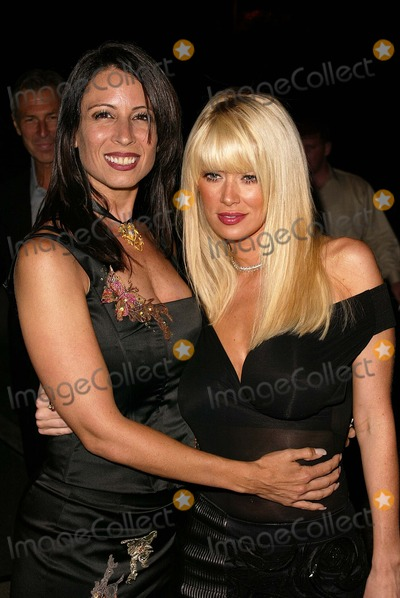 Christy Canyon Photo - Christy Canyon and Jenna Jameson at the 17th Annual Night of the Stars thrown by the Free Speech Coalition Sheraton Universal Hotel Universal City CA 07-24-04