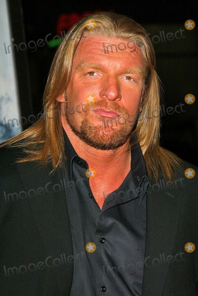 Paul MICHAEL Levesque Photo - Paul Michael Levesque At the Blade Trinity Los Angeles Premiere Graumans Chinese Theatre Hollywood CA 12-07-04