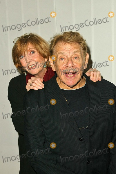 Anne Meara Photo - Jerry Stiller and Anne Meara at the CBS and UPN 2005 TCA Party Quixote Studios Los Angeles CA 01-18-05