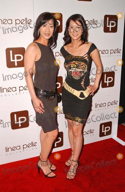 Ada Tai Photo - Ada Tai and Arlene Taiat the Linea Pelle 20th Anniversary Party Pacific Design Center Los Angeles CA 06-12-06
