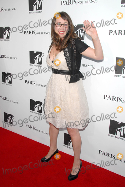 Adria Petty Photo - Adria Petty at the MTV Screening of Paris Not France Majestic Crest Theater Westwood CA 07-22-09